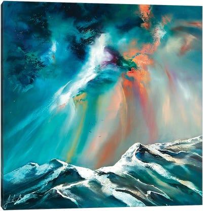 Unfailing Love Canvas Art Print