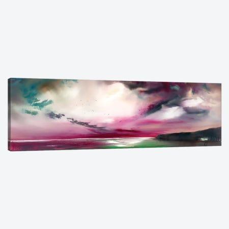 Beside Sill Water Canvas Print #JUI8} by Julie Ann Scott Canvas Art Print