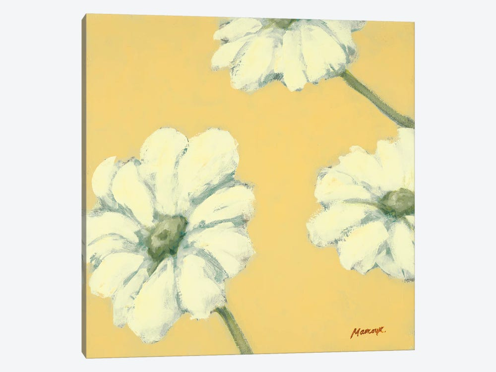 Floral Cache IV by Julianne Marcoux 1-piece Canvas Artwork