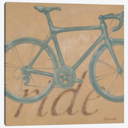 Ride Canvas Print #JUM13} by Julianne Marcoux Canvas Art Print