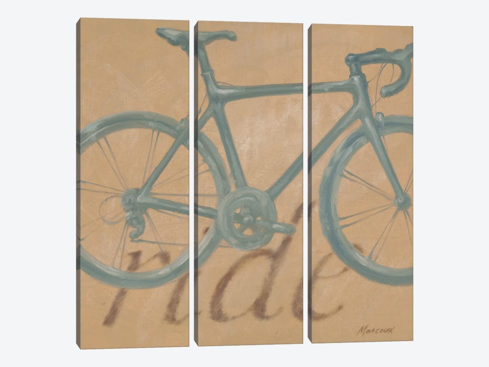 Ride by Julianne Marcoux 3-piece Canvas Artwork
