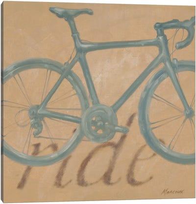 Ride Canvas Art Print
