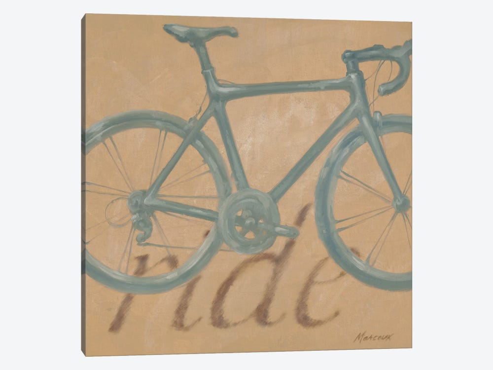 Ride by Julianne Marcoux 1-piece Canvas Art