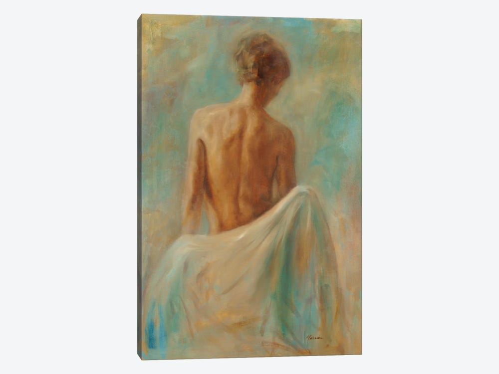 Skin by Julianne Marcoux 1-piece Canvas Print