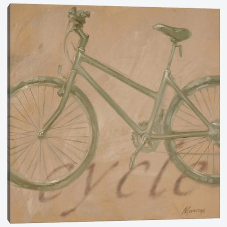 Cycle Canvas Print #JUM1} by Julianne Marcoux Canvas Print