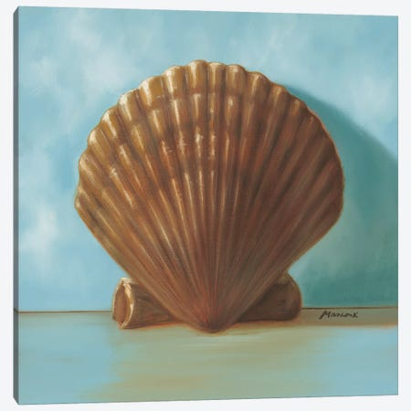 Shells III Canvas Print #JUM25} by Julianne Marcoux Canvas Print