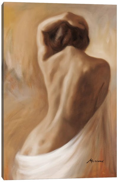 Figurative One Canvas Art Print