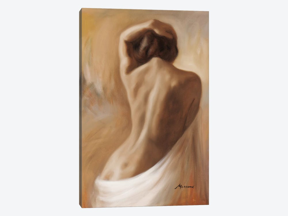 Figurative One by Julianne Marcoux 1-piece Canvas Art Print