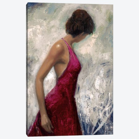 Figure Canvas Print #JUM7} by Julianne Marcoux Canvas Wall Art