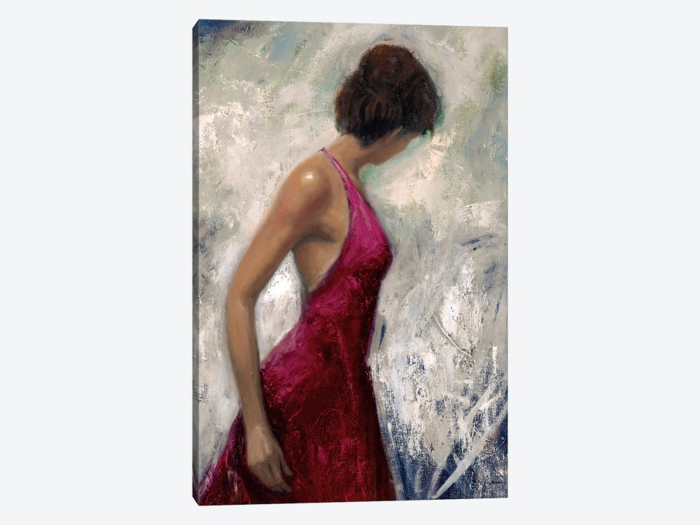Figure by Julianne Marcoux 1-piece Canvas Art Print