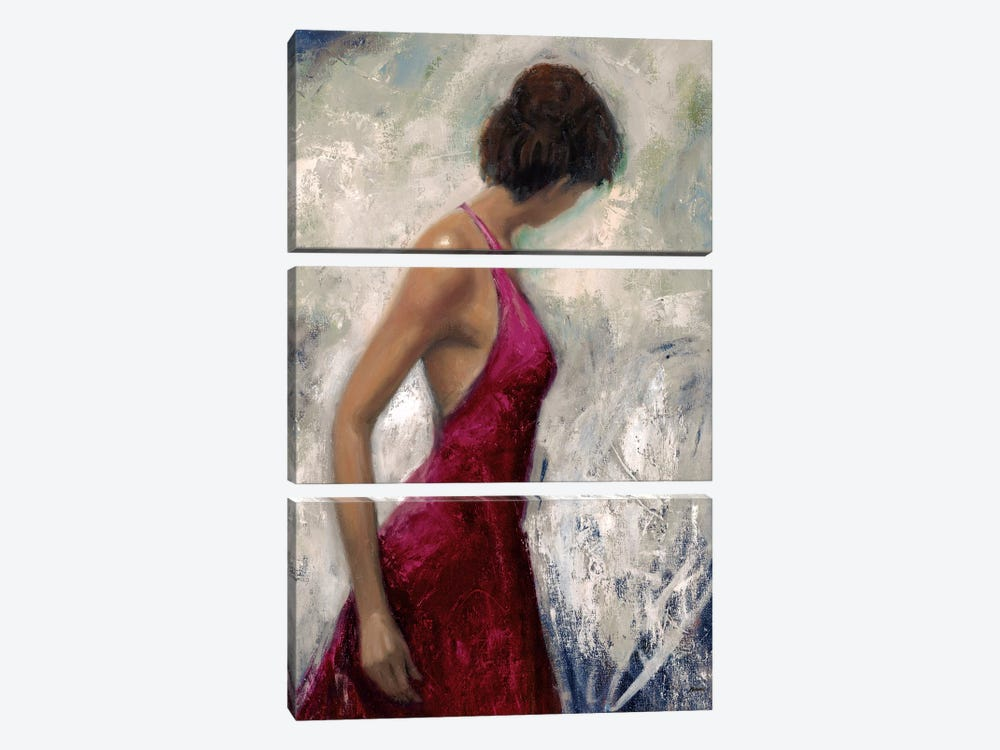 Figure by Julianne Marcoux 3-piece Art Print