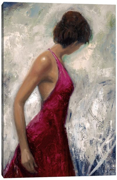 Figure Canvas Art Print