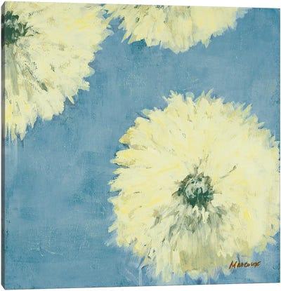 Floral Cache I Canvas Art Print