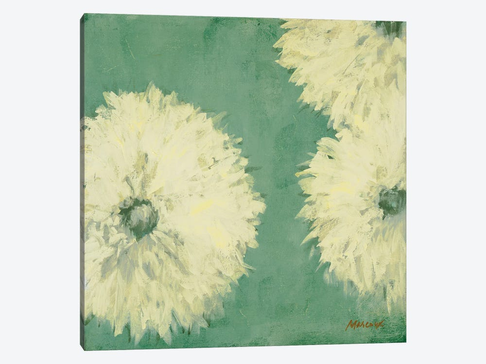 Floral Cache II by Julianne Marcoux 1-piece Canvas Print