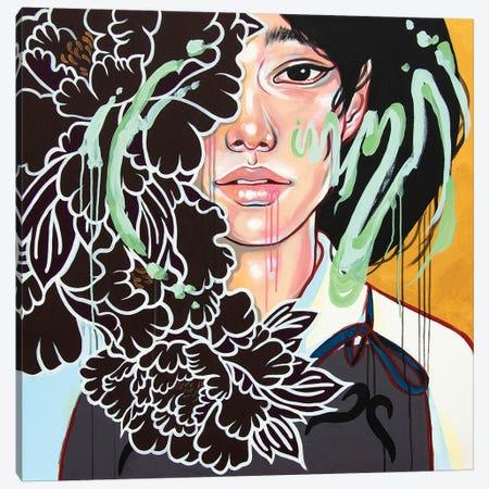 One Sided Love Canvas Print #JUR14} by JUURI Canvas Art Print