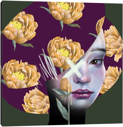 Shizu I Canvas Art Print