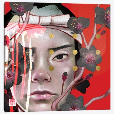 The Edo Period III Canvas Print #JUR53} by JUURI Canvas Artwork