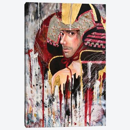 Indomitable II Canvas Print #JUR9} by JUURI Canvas Art Print