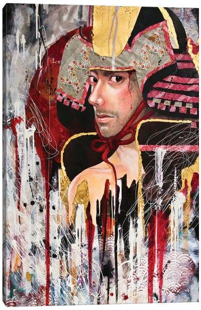 Indomitable II Canvas Art Print