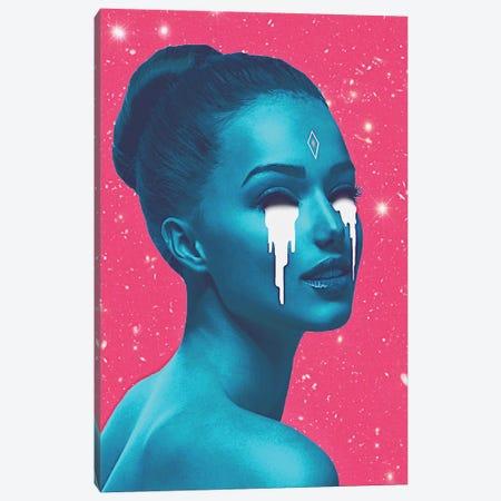 Star Dreams Canvas Print #JUS101} by maysgrafx Canvas Print