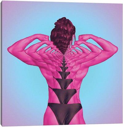 Strength Canvas Art Print