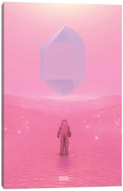 Desert Planet III Canvas Art Print