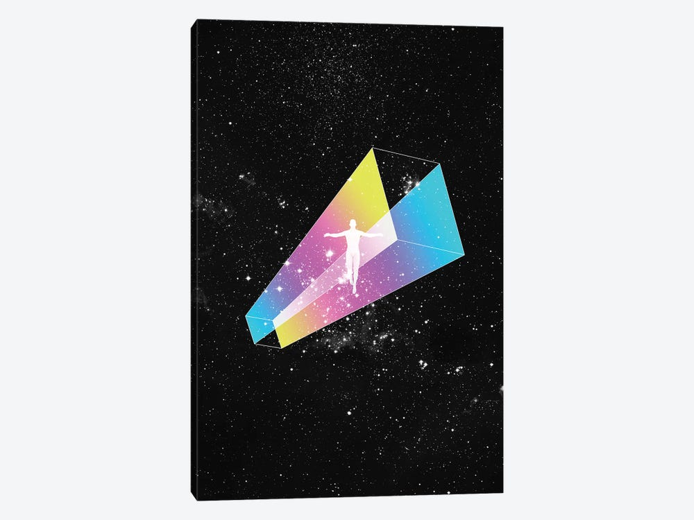 Space by Maysgrafx 1-piece Canvas Art