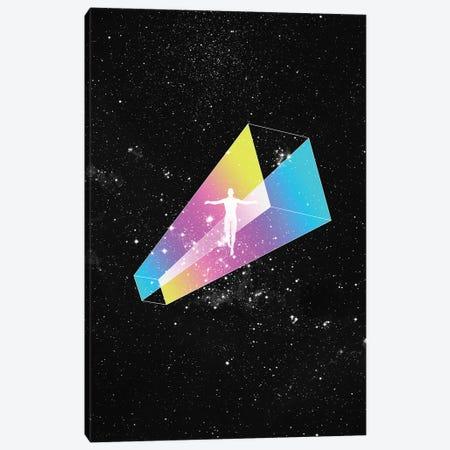Space Canvas Print #JUS39} by maysgrafx Art Print