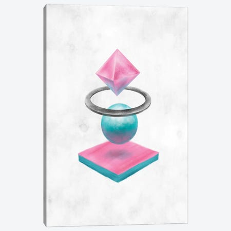 Abstract II Canvas Print #JUS46} by maysgrafx Art Print
