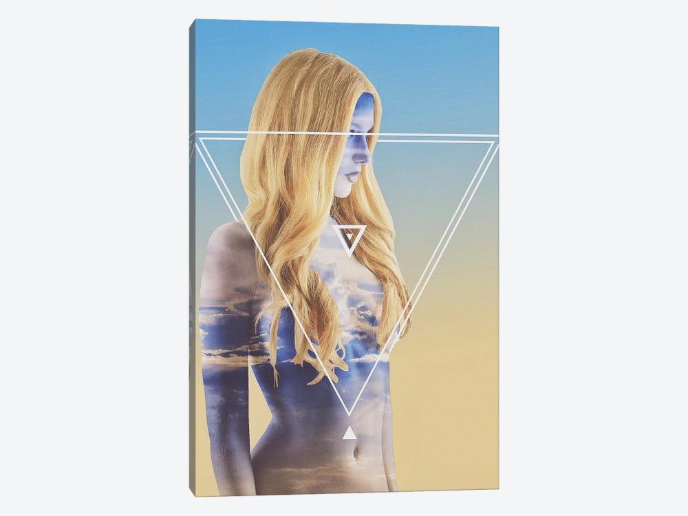 Cirrostratus by maysgrafx 1-piece Art Print