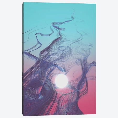Curdz Canvas Print #JUS54} by maysgrafx Canvas Wall Art