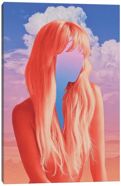 Desert Lilly Canvas Art Print