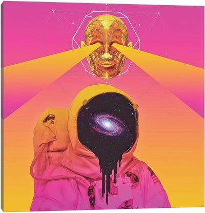 DMT Visions Canvas Art Print