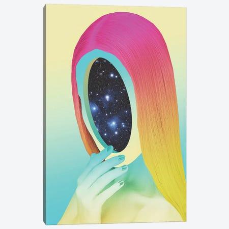 Galexia Canvas Print #JUS65} by maysgrafx Canvas Art Print