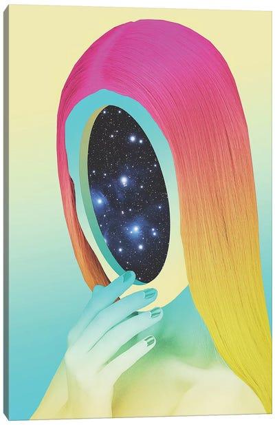 Galexia Canvas Art Print