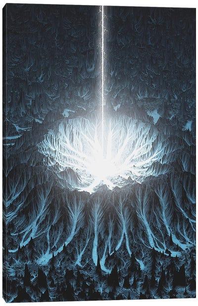 Genesis Canvas Art Print