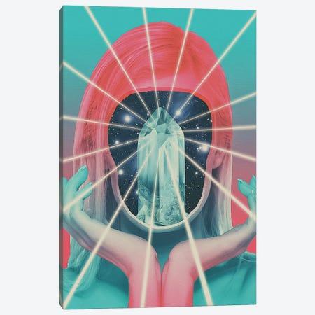 Gypsy Canvas Print #JUS70} by maysgrafx Canvas Art Print