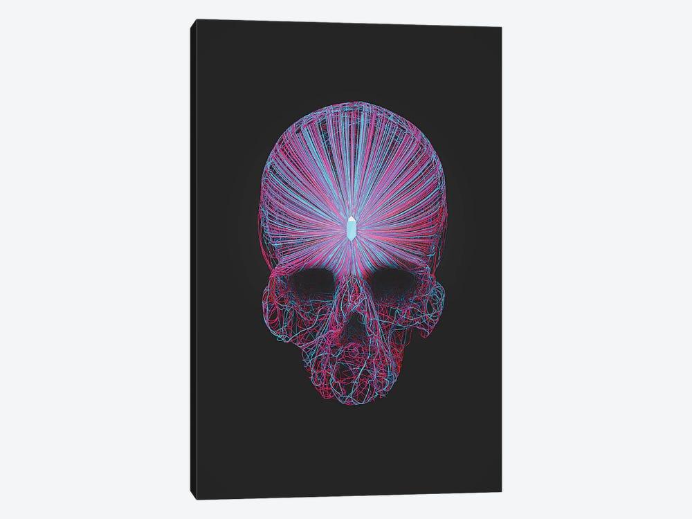 Knowledge by maysgrafx 1-piece Canvas Art