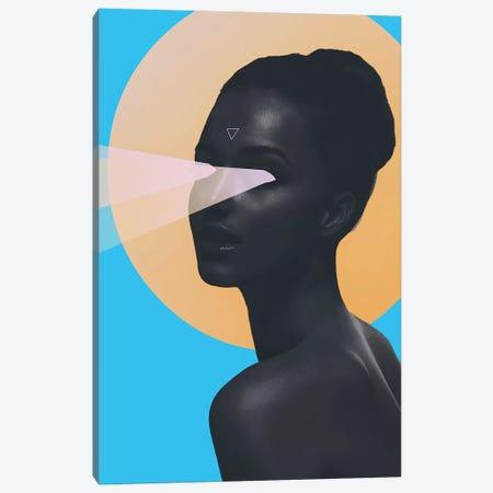 Light Vision Canvas Print #JUS77} by maysgrafx Canvas Wall Art
