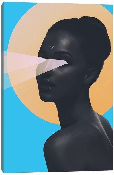 Light Vision Canvas Art Print