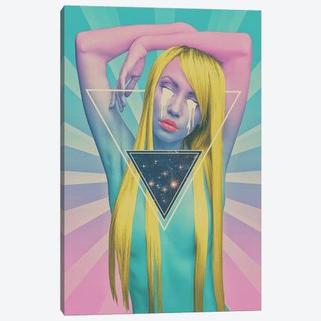 Obtuse I Canvas Print #JUS85} by maysgrafx Canvas Print