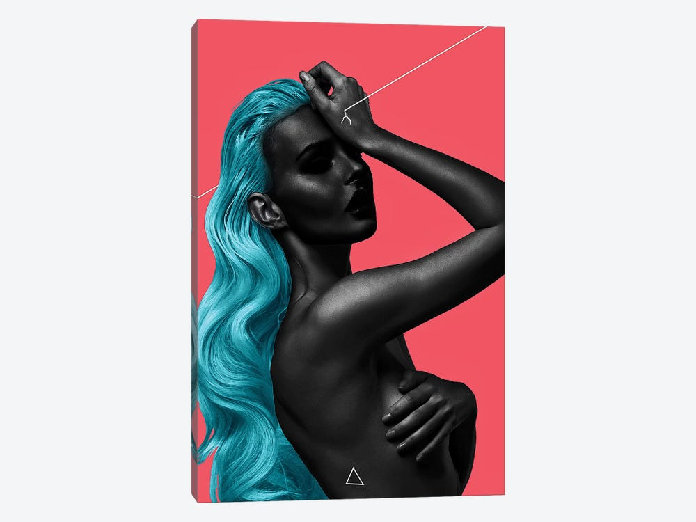 Pierce by maysgrafx 1-piece Art Print