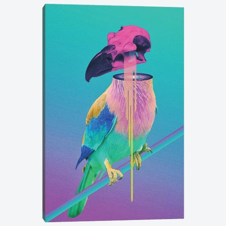 Roberto Canvas Print #JUS92} by maysgrafx Canvas Art Print