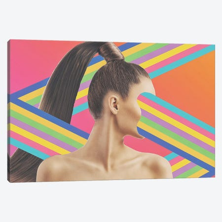 Spectrum Canvas Print #JUS99} by maysgrafx Canvas Print