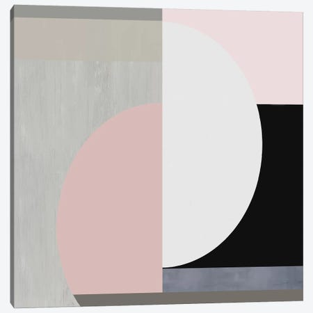 Balanced Blush II Canvas Print #JUT11} by Justin Thompson Canvas Art
