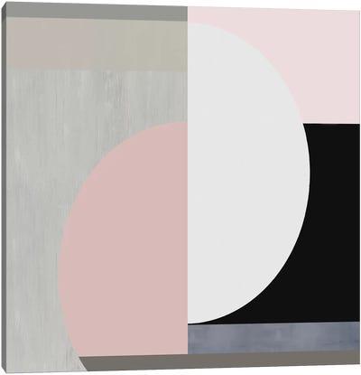 Balanced Blush II Canvas Art Print