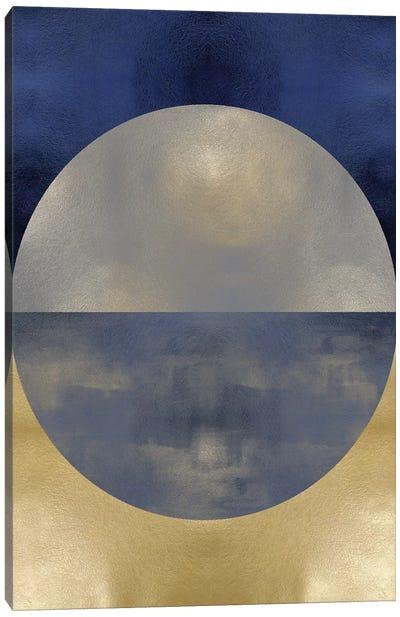 Blue Sphere I Canvas Art Print
