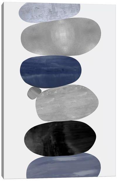 Emerge Blue II Canvas Art Print