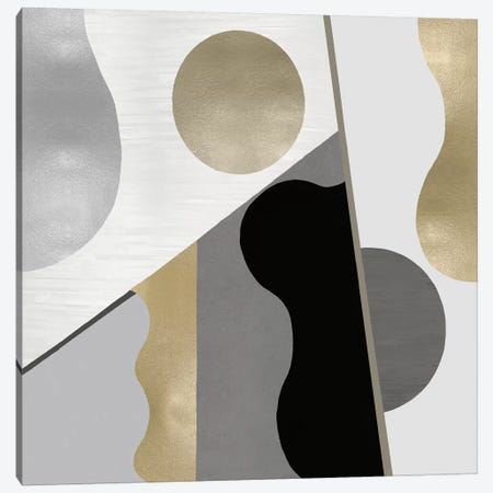 Form Movement Canvas Print #JUT33} by Justin Thompson Canvas Artwork