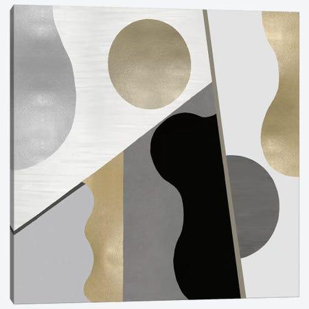 Form Movement Canvas Print #JUT33} by Justin Thompson Canvas Artwork